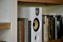 Audio / Having the ability to play music easily and conveniently in key areas of your home is almost considered a basic requirement in an automated home. From high-performance HiFi in one room through to whole-house solutions that allow everybody to listen to their own choice of music, we will create a bespoke package that suits your needs. All of our solutions embrace digital technology, bringing your entire music collection, as well as a wealth of online content, to your fingertips.