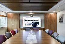Project: Conference Room / Lindy is one of the world's leading suppliers of computer and AV connection technologies. We were asked by Lindy in the UK to carry out the audio-visual design and installation works in their conference room. We worked closely with the appointed cabinetry manufacturer to ensure that the technologies were installed without compromising room aesthetics.