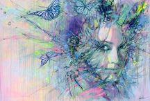 Art Ideas / by Sally Moore