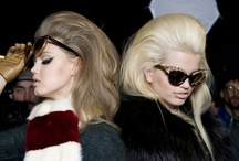 Big Hair - 60's & 70's style