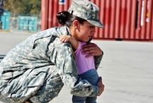Military Family / The Military Family is the backbone of the nation and deserves respect and support at all times.