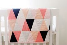 Quilting Ideas / Inspiration for beautiful homemade quilts