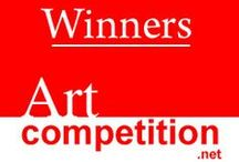 Art-Competition.net - WINNERS / Art-Competition is a International Fine Art online Juried Art Competition that is open to any visual artists 18 years of age or older and at any stage in their career. / by Art Competition