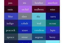 Gamme x Couleur x Color x Combination x Palette