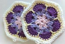 Granny crochet / No son mis diseños,yo solo he sacado las imágenes de internet y de pinterest.