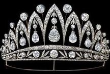 Royal and Noble jewels / Jewels / by Count Burgund