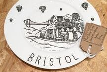 Etsy in Bristol / A selection of beautiful handmade products made by Etsy sellers from the creative city of Bristol.