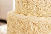 Wedding Cake / Wedding cake and dessert table ideas