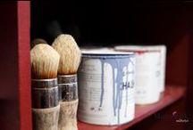 """Annie Sloan Chalk Paint workshop Nemiskacattal / """" A bútorfestéshez való megközelítésem az, hogy egyszerűvé és elérhetővé tegyem azt.""""  / Annie Sloan/   Általunk szervezett workshoponk megismerkedhetsz Annie Sloan ecsetekkel, festékekkel waxokkal, a repesztés, antikolás egy illetve két szinnel technikával.   Várunk téged is!  http://www.magnoliak.hu/component/content/article/419.html"""