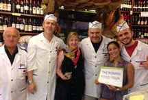 Food tours all around the world / Emerse yourself in local cuisine and culture with food tours all over the world.