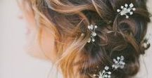 Bridal Hairstyles / Ideas for Wedding hair and makeup