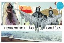 COLLAGES WITH LOVE. DO YOU WANT IT? / Capture the moment and after, it makes magic.