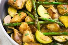 Delicious recipes / Try at home these fantastic recipes