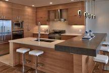 espaço gourmet... cozinhas... lavanderia...