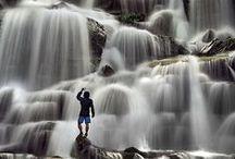 cachoeiras...