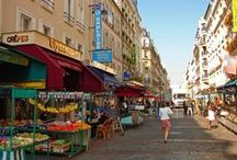Street Cler / Discover the beautiful street Cler where Cler Hotel is located. Enjoy !