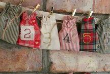 Ötletek adventi kalendáriumhoz / Szuper ötletek adventi kalendáriumokhoz:)