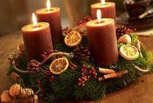 Adventi készülődés / Kopogtatók, adventi koszorúk, téli girlandok és mini fenyők egy helyen http://www.magnoliak.hu/component/content/article/427.html