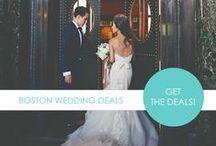 Boston Wedding Deals