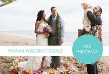 Hawaii Wedding Deals