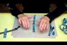 Polymer clay - video tutorials