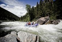 Montana Whitewater Rafting Co / Visiting Yellowstone or Southwest Montana? Don't miss your chance to float with us! Choose mellow waves or technical rapids on one of three rivers we float: the Gallatin, Yellowstone or Madison. We also offer zip line tours in the Gallatin Canyon and Paradise Valley, fly fishing lessons, Madison river tubing, kayaking, horseback riding, overnight trips and awesome adventure packages. Visit our website montanawhitewater.com or check us out on Facebook and Twitter, see you on the river!