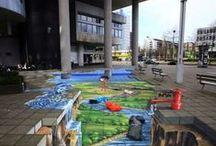 chalk art/street art / by Lynn Lerch