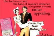 On the Way to the Wedding / All about the final book in the Bridgerton series.