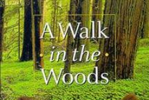 Camp books / Books to read on the trail