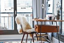 Cool work spaces