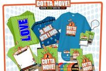 Gotta Move! VBS (Go Fish Resources) / Your church will love Gotta Move! - the incredible VBS curriculum from Go Fish Resources!  Featuring the music of Go Fish, children will love learning what it means to walk with God.  Just be warned, once you do VBS the Go Fish way, your children and volunteers will never let you go back!