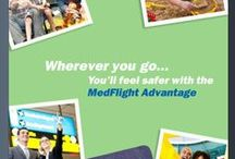 Sick? Injured?  Get home with MedFlight Advantage.  / MedFlight, MedCare, and AirMed have joined forces to create a plan to protect you, your family, and your finances in the event of life-threatening injury or illness while you #travel   What makes this different than other memberships?  It's bigger, and it's better.  Browse this board to find out why.