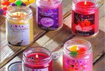 Yummy candles