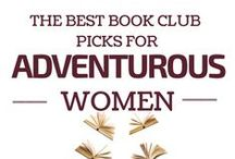 Books & adventure / Inspiration for your bookish adventures.