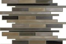 Metal Collection / A sample of products from our Metallix Collection, which features aluminum, antique copper, stainless steel, and gun metal. Visit our website at www.uniquebuildingconcepts.com to see more of our product, and to find a dealer in your area.