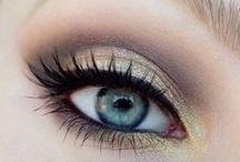 Beauty / Beautiful make-up, hair and nails.