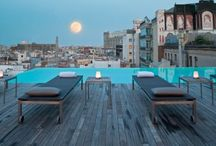 Hotels - Retreats - Resorts