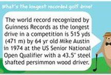 Golf Facts / Trivia / History / Golf Mens Womens Facts / Trivia / History / Tips
