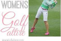 Women's Golf Fashion