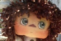 ❤️ Raggedy Ann & Andy and other Dolls/Toys ❤️