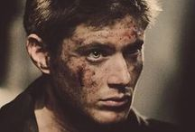 Supernatural / Supernatural, Dean, Castiel, Sam