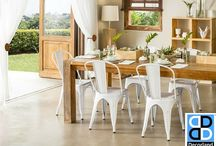 Decor Ideas - Dining Room Inspiration / Find ideas and inspiration for that dining room of your dreams.