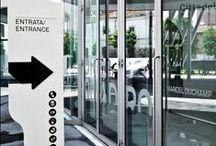 Signalétique - Signage design