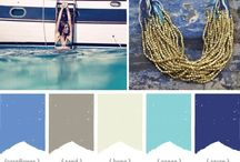 Colour palettes / Need help matching colours or creating colour schemes? We've collated some of our favourites for you right here.