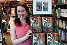 Because of Miss Bridgerton / All about the first book in the Rokesby series.
