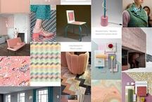 Spring Inspired Interiors / Here's some inspiration to give your home a fresh, new look for Spring...