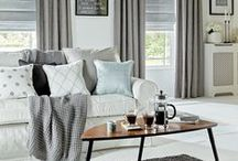 Classic Decoration Interiors Trend / Create a room that's chic and feminine, with calming, earthy shades and touches of understated pattern.