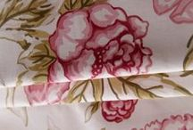 Floral Interiors / Window blinds and interiors inspired by the RHS Chelsea Flower Show. Spring home decor ideas