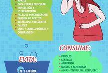Salud, tips y datos
