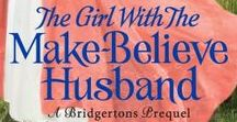 The Girl With the Make-Believe Husband / All about the second book in the Rokesby series